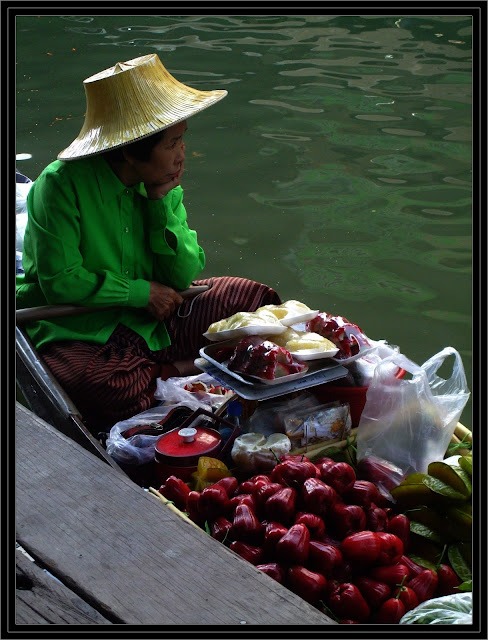 floating market thailand