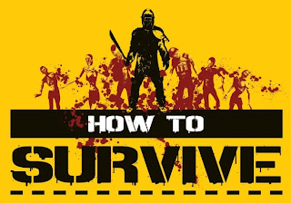 how to survive logo How to Survive (Multi Platform)   Logo, Screenshots, & Press Release Announcement