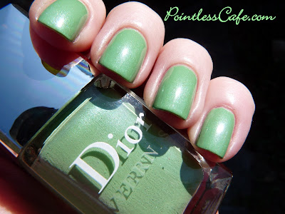 Dior Forget Me Not and Waterlily