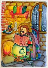 Quiero tener a mi lado a esta guapa ogra lectora. ¡Muchas gracias AMIGA!