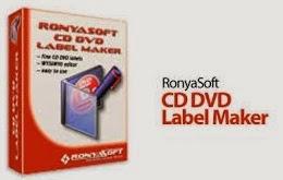 RonyaSoft CD DVD Label Maker 3.01 Full Keygen | Software51