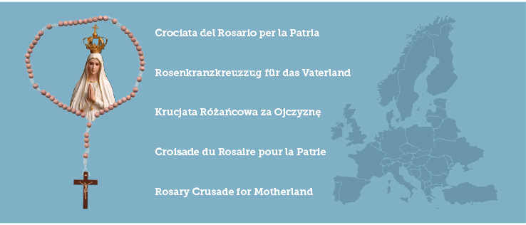 at.crosary.eu Rosary Crusade Österreich