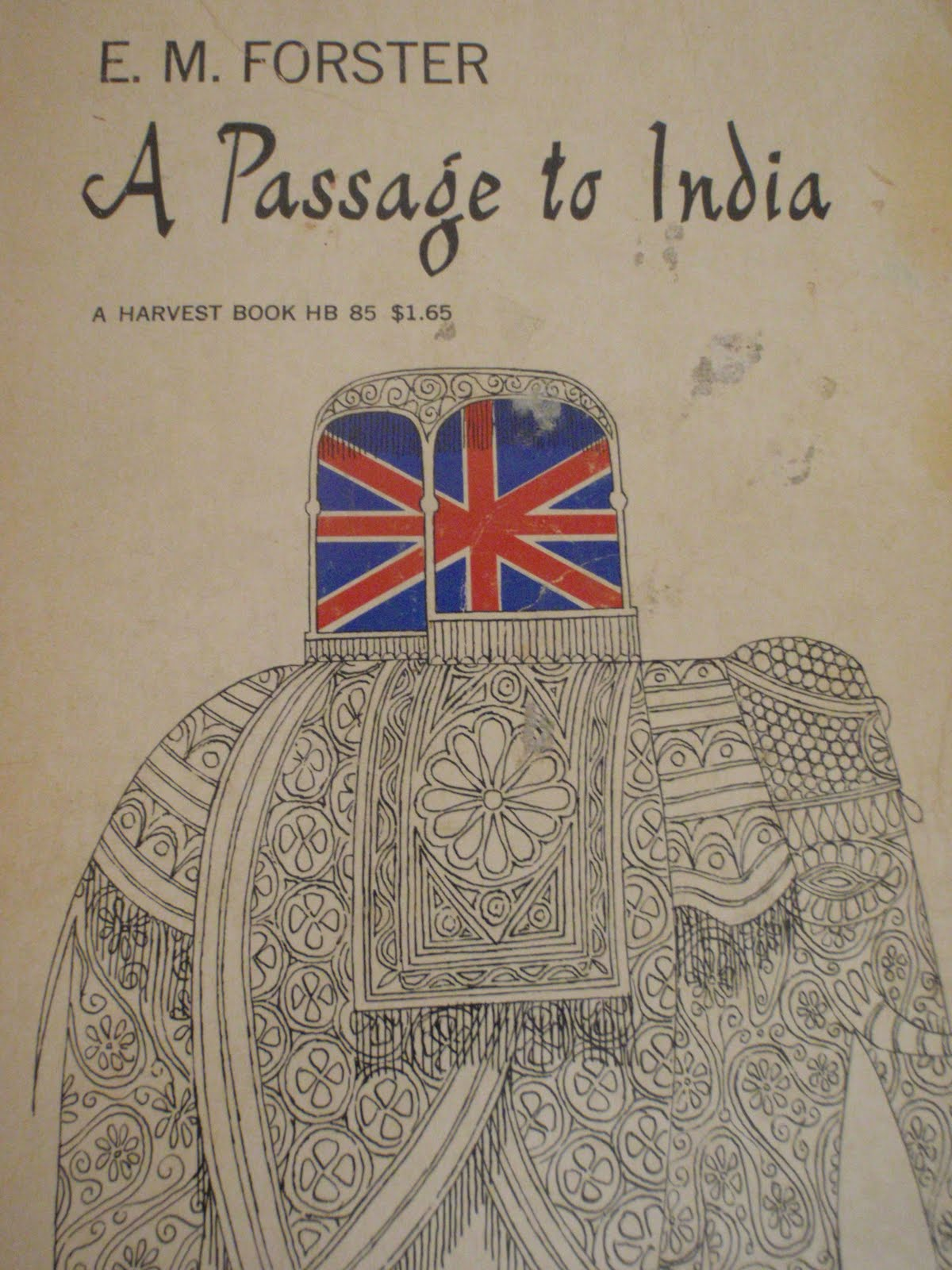 a passage to india through the This is the mystery at the heart of em forster's 1924 novel, a passage to india, the puzzle that sets in motion events highlighting an even larger question: can an englishman and an indian be friends.