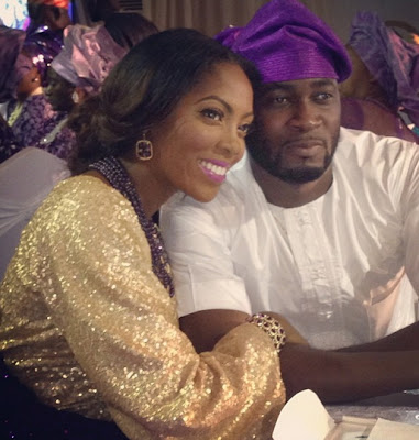 tiwa savage getting married