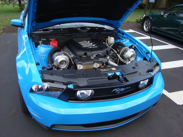 Car Part Finders: Mustang Turbo Kit
