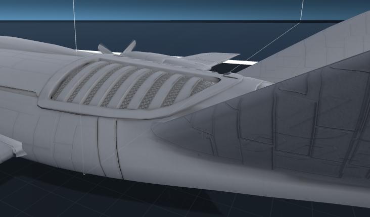Plane on Unity 5