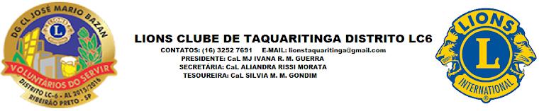 Lions Taquaritinga