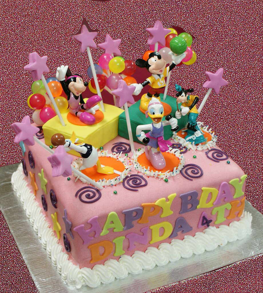 Kue Tart Ulang Tahun Anak Perempuan Kriste Bakery & Cake