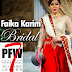 Faika Karim Bridal at PFW London 2015 - Pakistan Fashion Week London