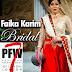 Faika Karim Bridal at PFW London 2015 - Pakistan Fashion Week London