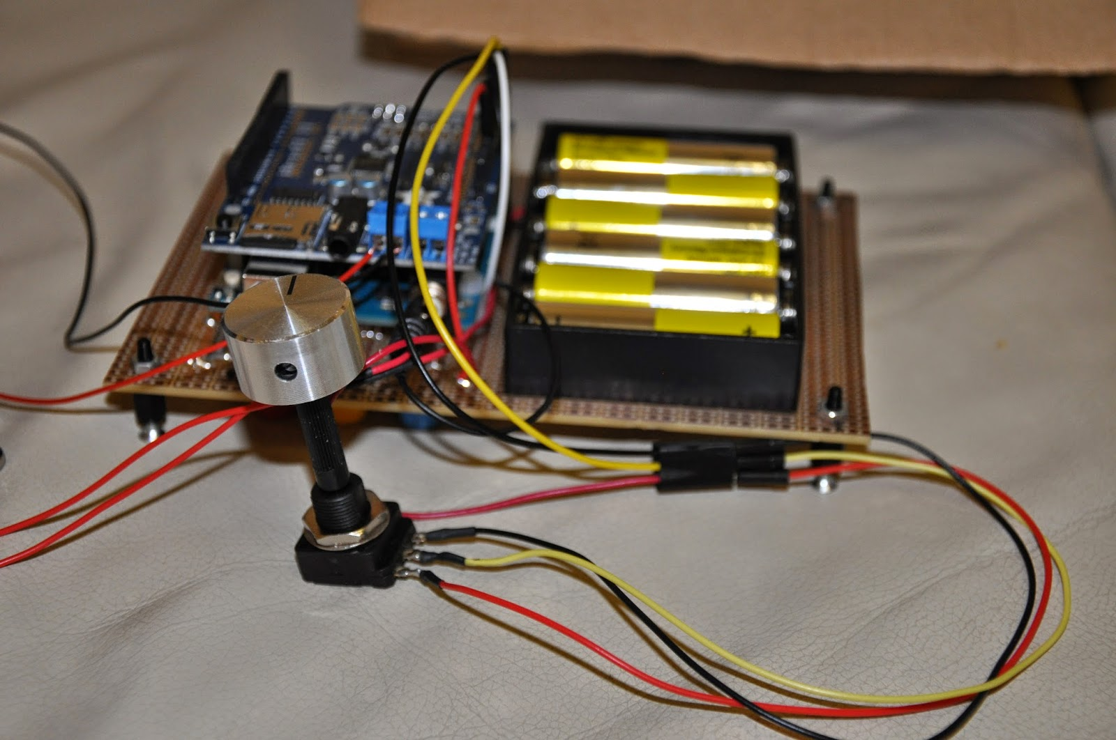 Chriga s audino arduino mp player