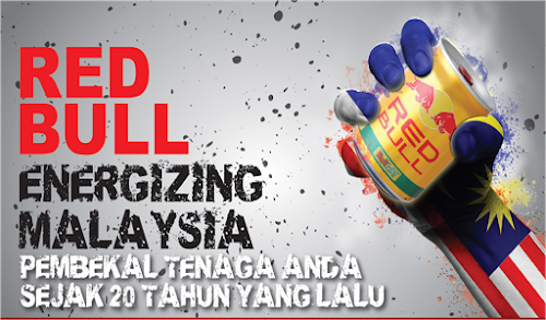 Red Bull 'Energizing Malaysia' Contest