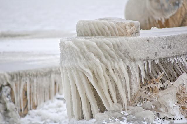 Constanta Iarna 2012 - Parcul Tabacariei