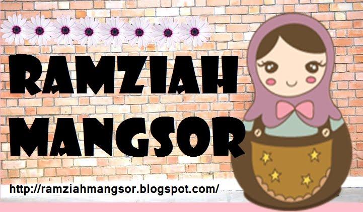 Ramziah Mangsor