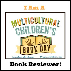 Reviewer, Multicultural Children's Book Day