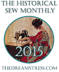 The Historical Sew Monthly 2015