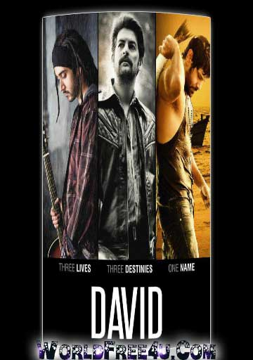 Cover Of David (2013) Hindi Movie Mp3 Songs Free Download Listen Online At worldfree4u.com