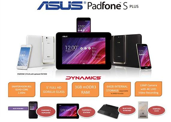 Harga HP Asus Padfone S Plus terbaru 2015