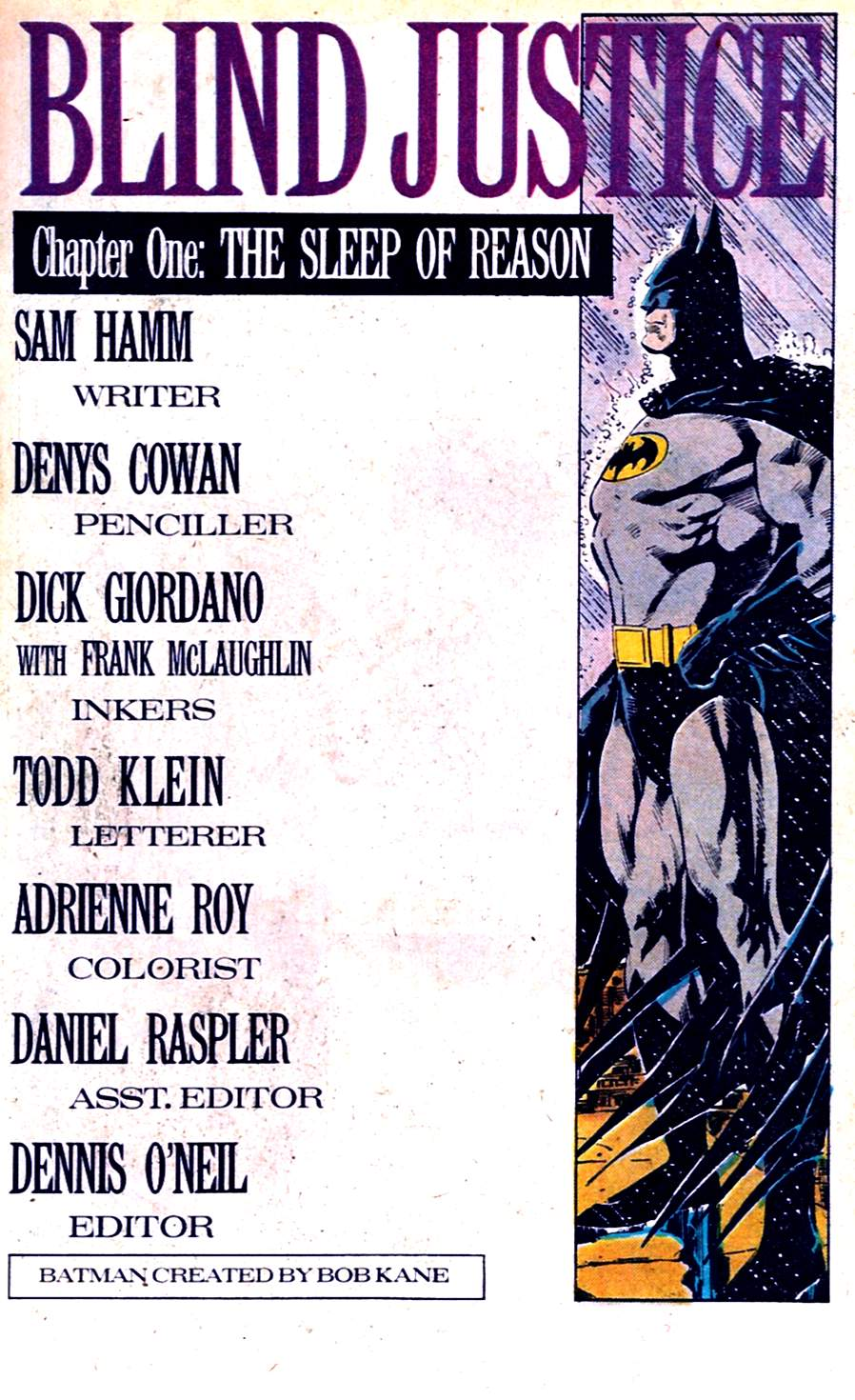 Detective Comics (1937) Issue #598 Page 2