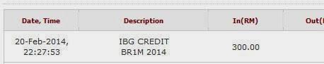 br1m 3.0 sudah masuk, br1m 3.0 masuk akaun hari ini, tarik pembayaran br1m 3.0 ,gempar br1m sudha masuk, cara check br1m 3.0, br1m 2014 sudah masuk, buti pembayaran br1m 3.0