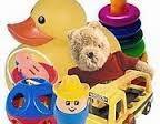 raccolta giocattoli per piccoli degenti