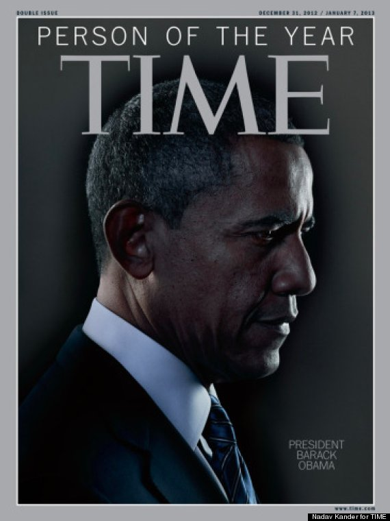 Obama wins Time's Person of the year
