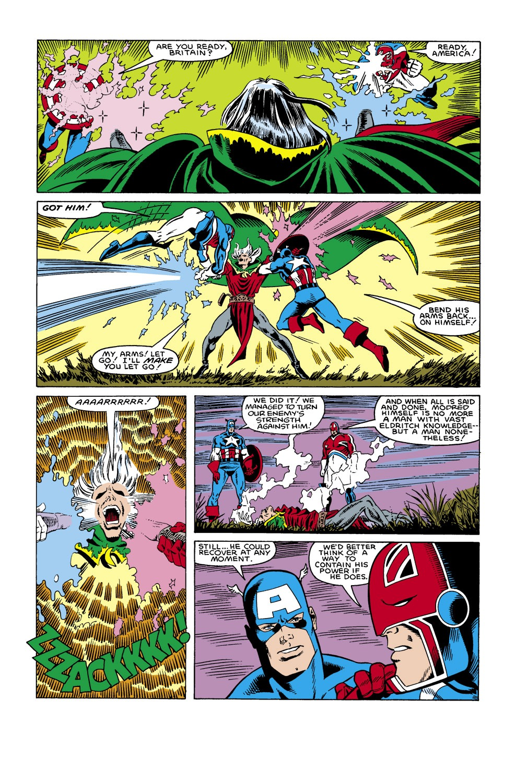 Captain America (1968) Issue #306 #234 - English 21