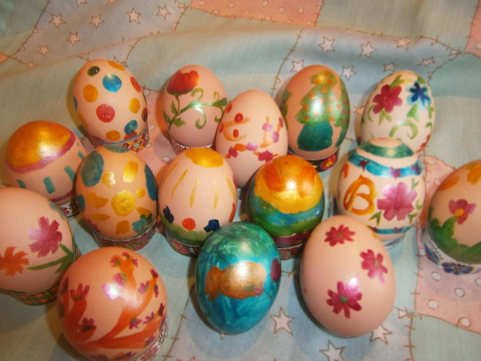 Поделка пасхальное яйцо своими руками ребенку в детский сад