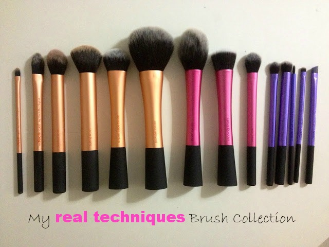 real techniques eyeshadow brushes. real techniques by samantha chapman \u2022 make-up brush line eyeshadow brushes