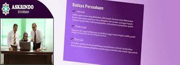 Lowongan Terbaru Desember 2013 PT Jaminan Pembiayaan Askrindo Syariah
