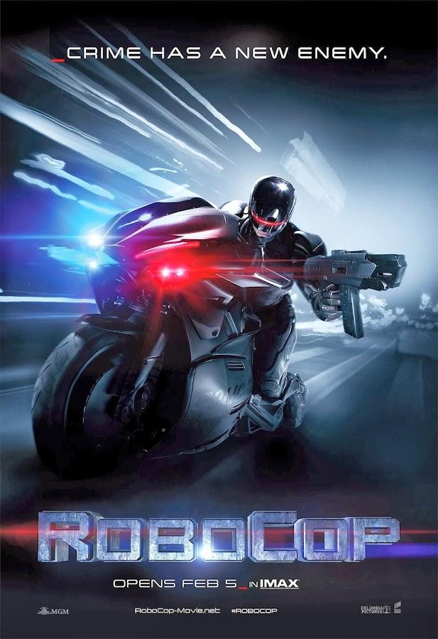 ตัวอย่างหนังใหม่ : Robocop ซับไทย poster
