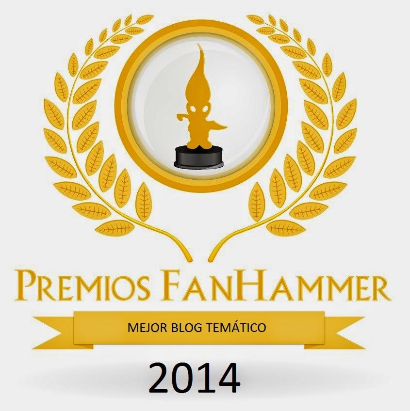 Mejor blog temático 2014