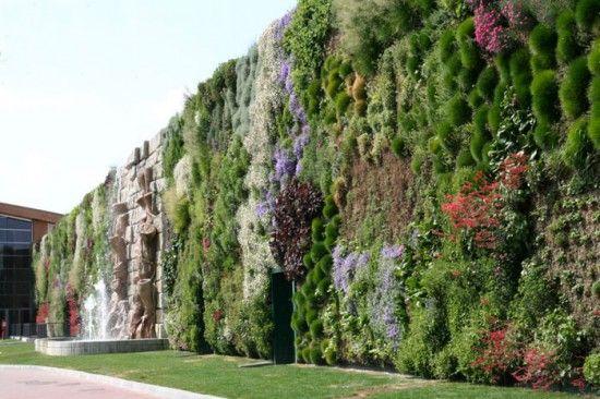 Taman Vertikal Terindah di Dunia