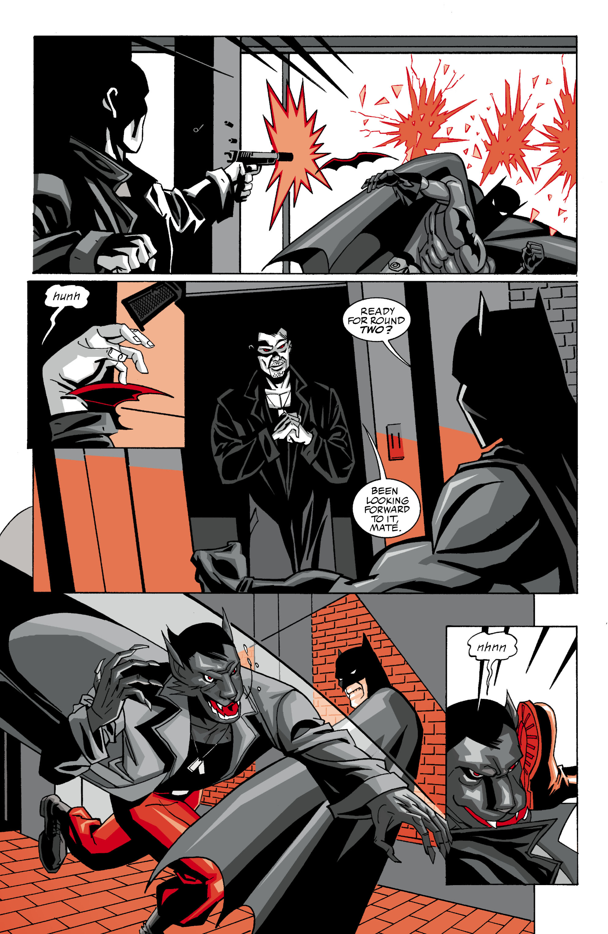 Detective Comics (1937) Issue #745 Page 22