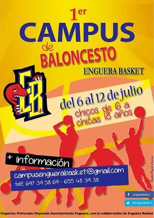1º CAMPUS DE ENGUERA-BASKET