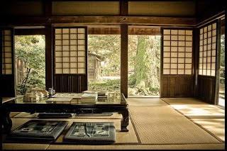 konsep bangunan gaya Jepang