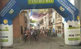 Éxito en la III Ciclomarcha Nocturna de San Esteban del Valle