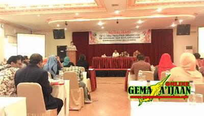 Dispora Kotabaru Gelar Sosialisasi Organisasi