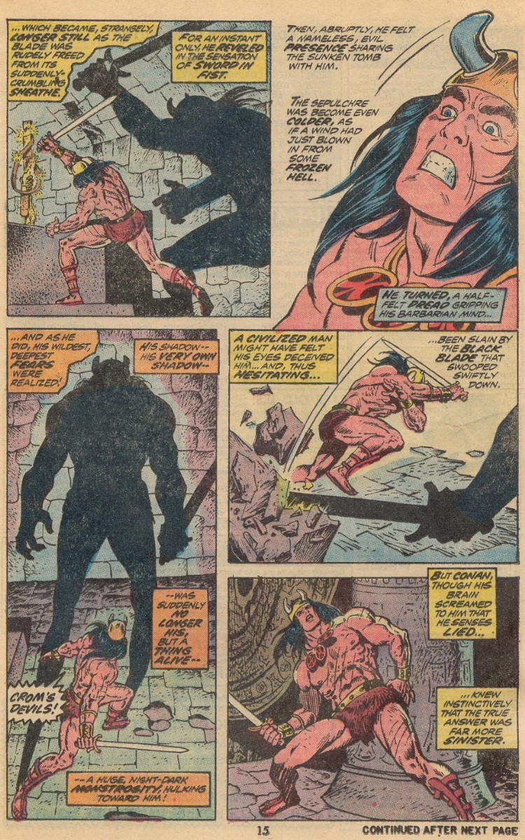 Conan the Barbarian (1970) Issue #31 #43 - English 12