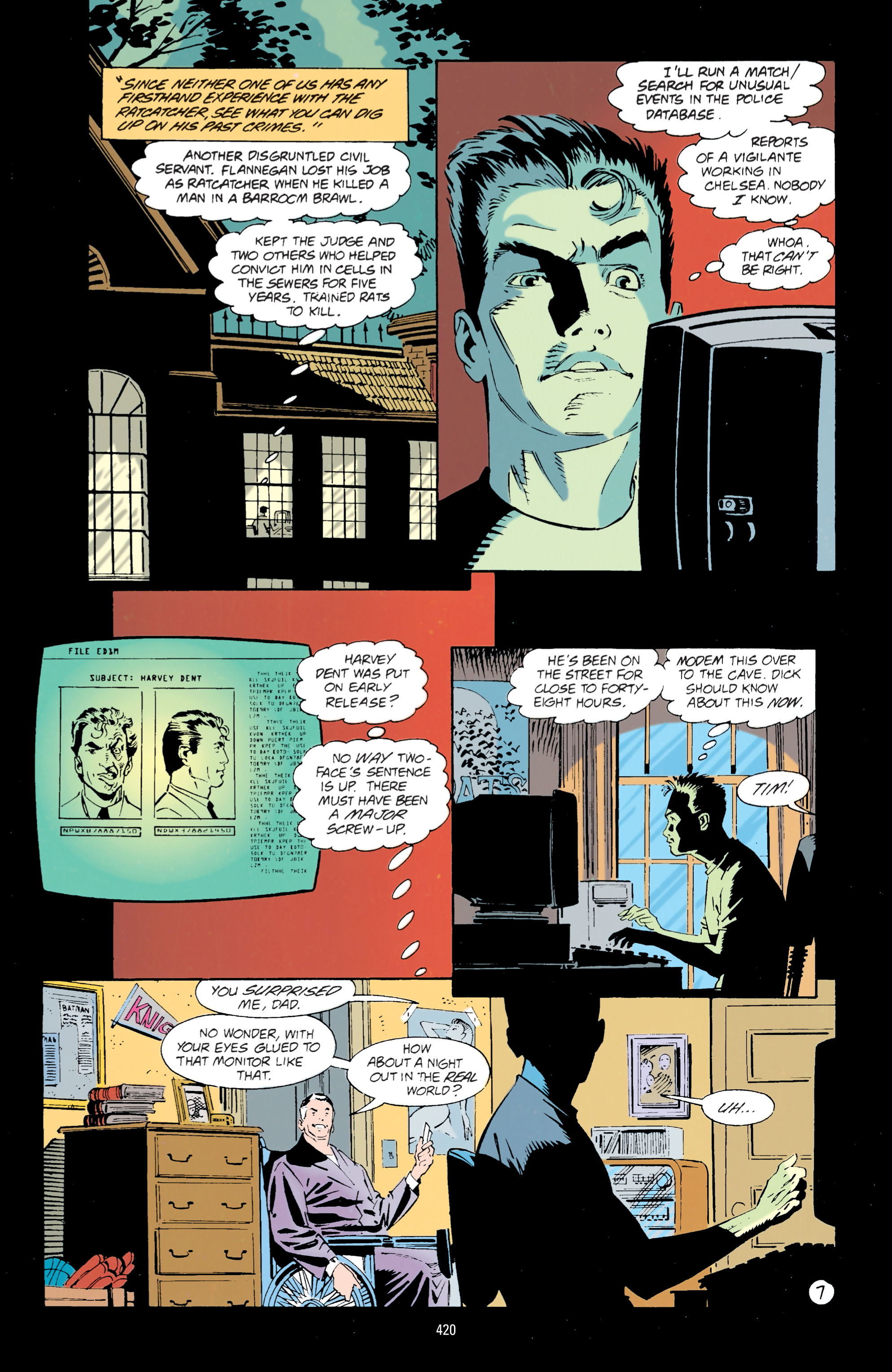 Detective Comics (1937) Issue #679 Page 8