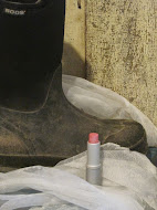 Muck Boots and Lipstick