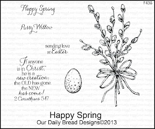 Our Daily Bread Designs, Happy Spring