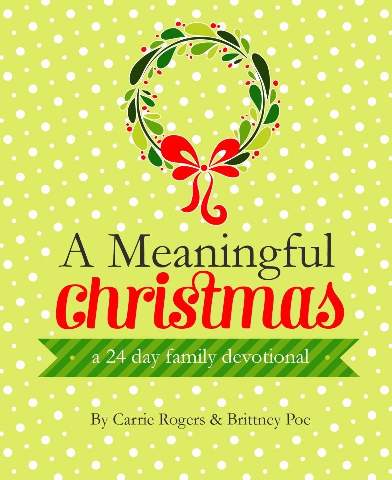 A Simple Christmas Devo For Your Family...