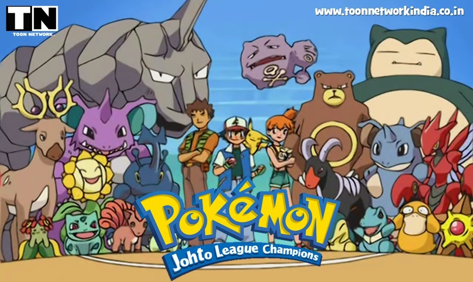 Pokémon: Johto League Champions