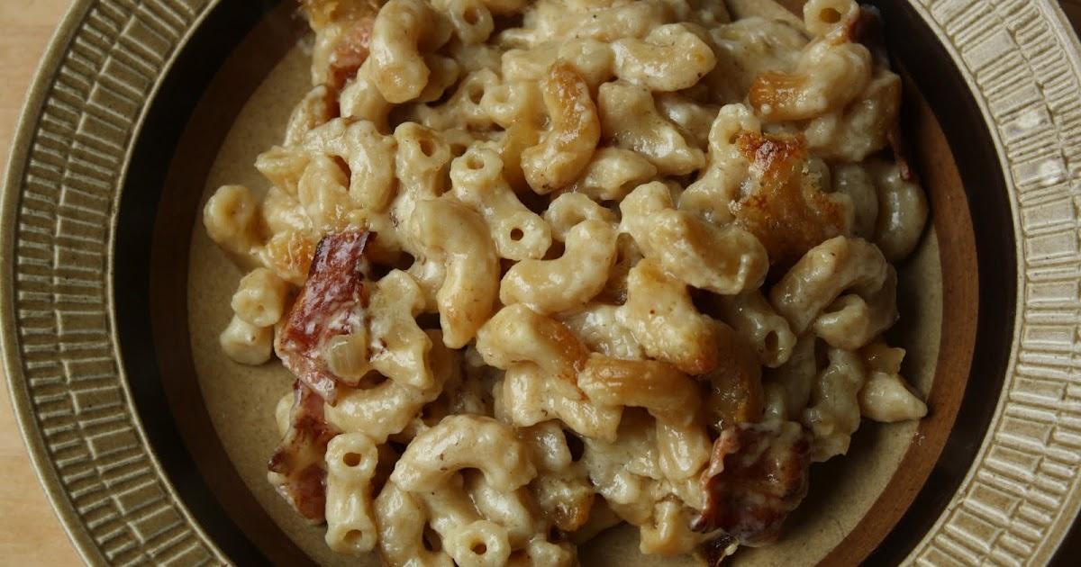 Anzkun kauhasta kajahtaa: Fancy Macaroni by Pioneer Woman