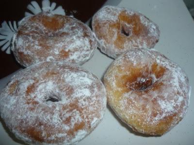 Dieyana: Semangat Donut!