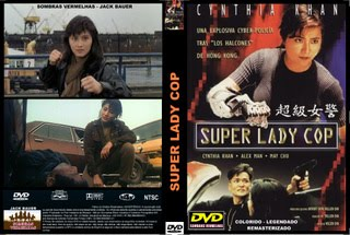 SUPER LADY COP - REMASTERIZADO
