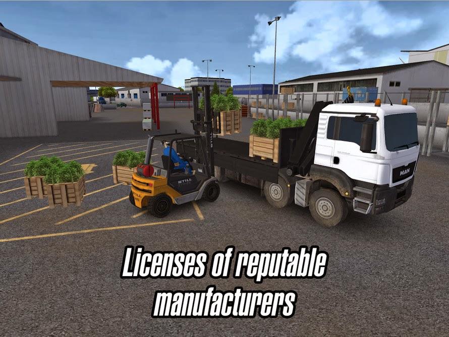 construction simulator 2014 apk data mod unlimited money
