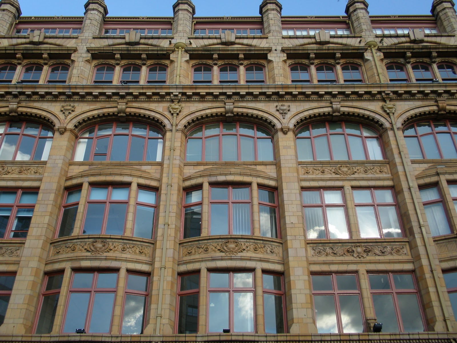 Chepstow house manchester history pictures