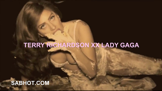 Seminude Lady Gaga Cake Song Teaser photoShoot Hot photos